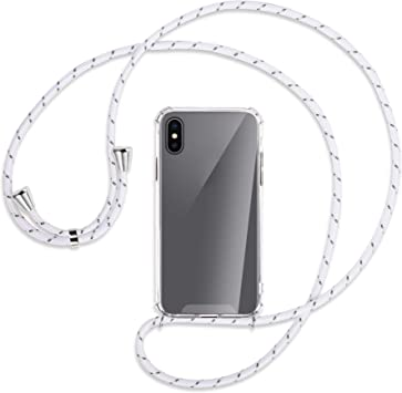 mtb more energy® Collar Smartphone para Apple iPhone XS/iPhone X ...