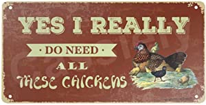 YES I Really DO Need All These Chickens. 12