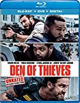 Cover Image for 'Den of Thieves [Blu-ray + DVD + Digital]'