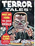 Terror Tales Magazine May 1969 Vol 1 No 8 Comic Frankenstein 1969 Horror Bondage Eerie Publications