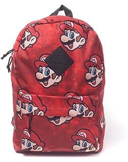c65bf92a04 Nintendo Super Mario Bros. Bros. Sublimation Backpack, Multi-colour  (BP130733NTN)