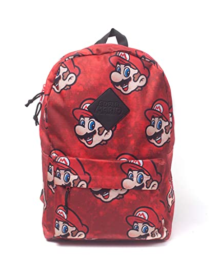 6f167a35b4 Nintendo Super Mario Bros. Sublimation Backpack
