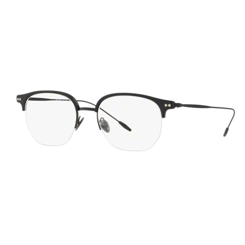 Armani Gafas de Vista Giorgio FRAMES OF LIFE AR 7153 MATTE BLACK hombre