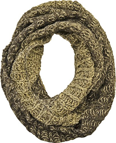 Tahari Space Dye Infinity Scarf Brown