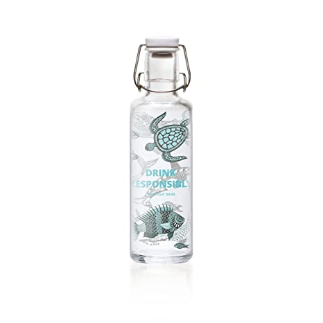 Soulbottles 0,6L Botella de cristal & # x2022; Varios ...