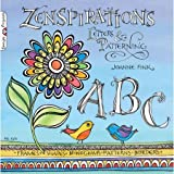 Design Originals DO-5370 Design Originals-Zenspirations Letters & Patterning