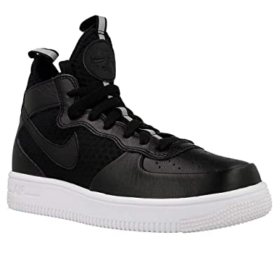 Nike Youth Kids Air Force 1 Ultraforce Mid (GS) Shoe (4.5 M