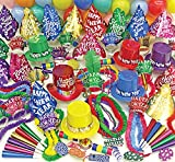 Vibrant Sensation Party Kit for 100