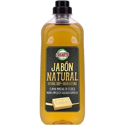 Lagarto Jabon Natural Liquido Lagarto - 1070 gr