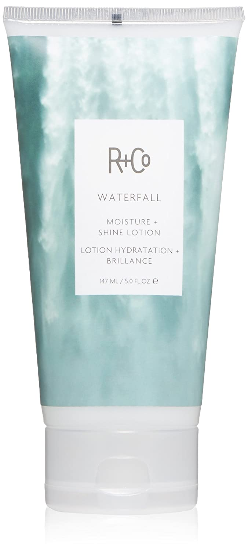 R+Co WATERFALL Moisture and Shine Lotion 147 ml