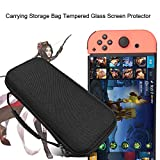 Goolsky Carrying Storage Bag Tempered Glass Screen