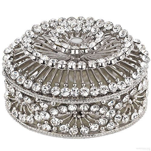 Olivia Riegel Crystal Trinket Box - Jolene