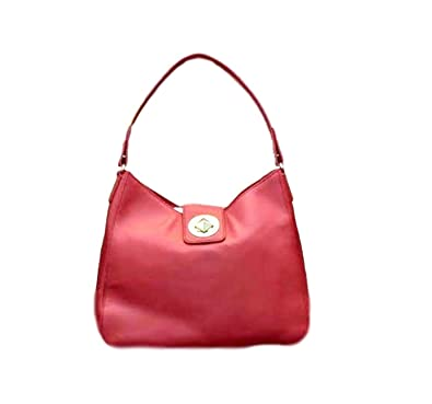 Image Unavailable. Image not available for. Color  Kate Spade New York Chrystie  Street Jamie Pillbox Red Handbag ... 89178369113a1
