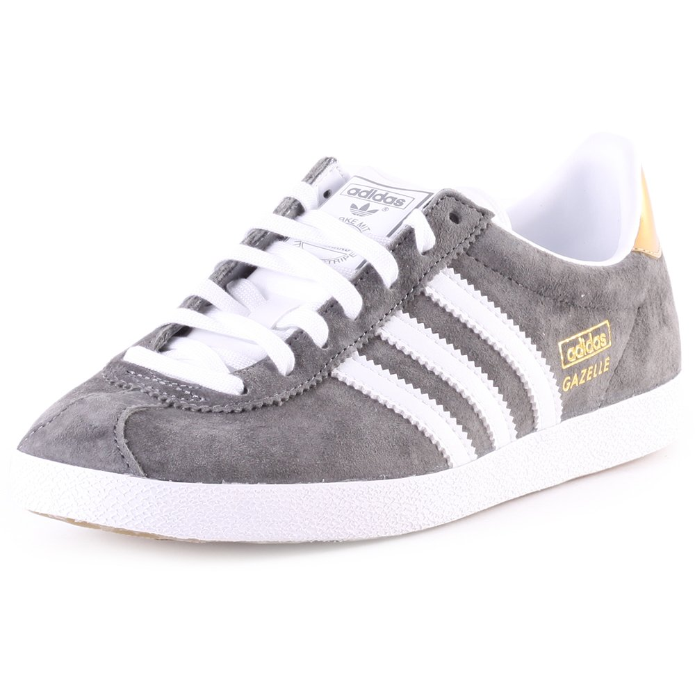 3100450de6fb0 adidas Women's Gazelle OG Sneakers Multicolored Size: 6 UK