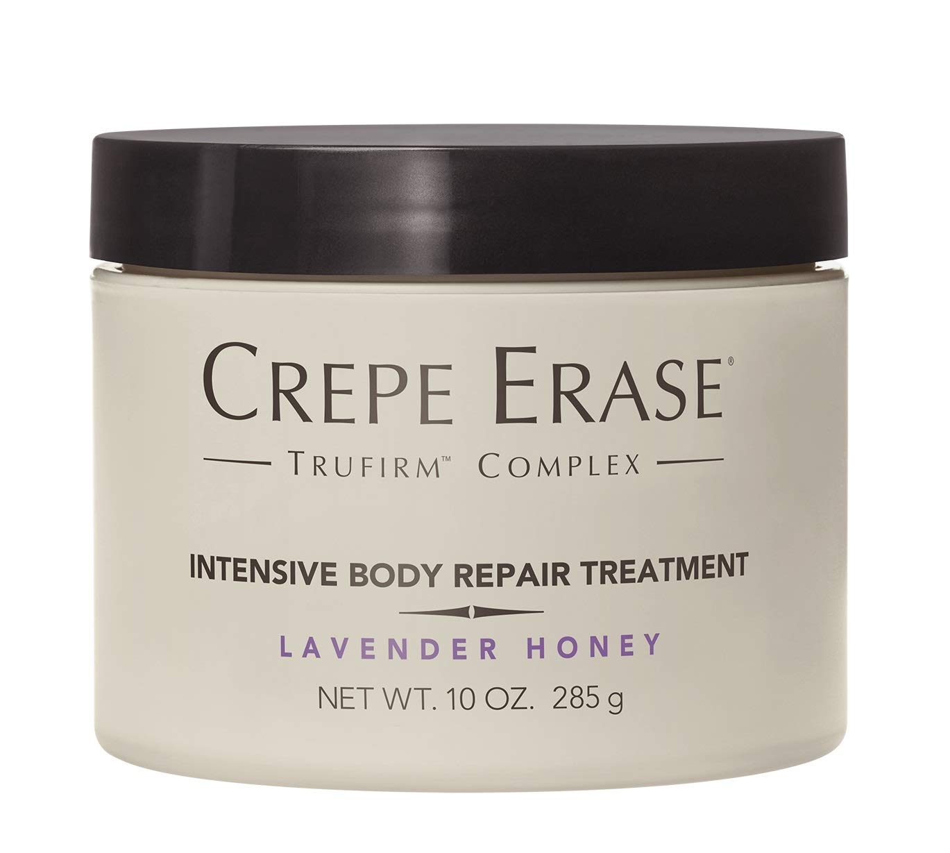 Crepe Erase – Intensive Body Repair Treatment – Lavender Honey Scented – TruFirm Complex – 10 Ounces by Crepe Erase (Image #1)