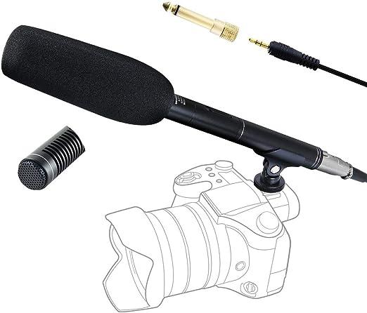 SEHNGY Micrófono de Condensador unidireccional Pro de 11 Pulgadas ...