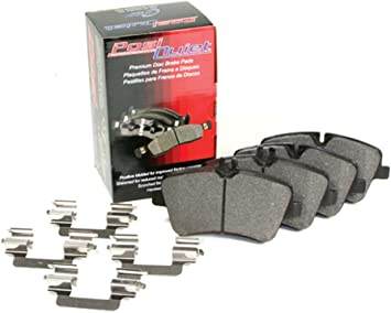 Centric Parts 104.10610 104 Series Semi Metallic Standard Brake Pad