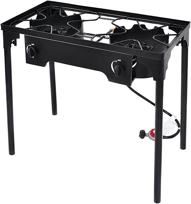Top 10 Camping Cooker Two Hob Propane