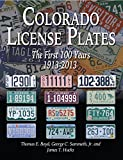img - for Colorado License Plates book / textbook / text book
