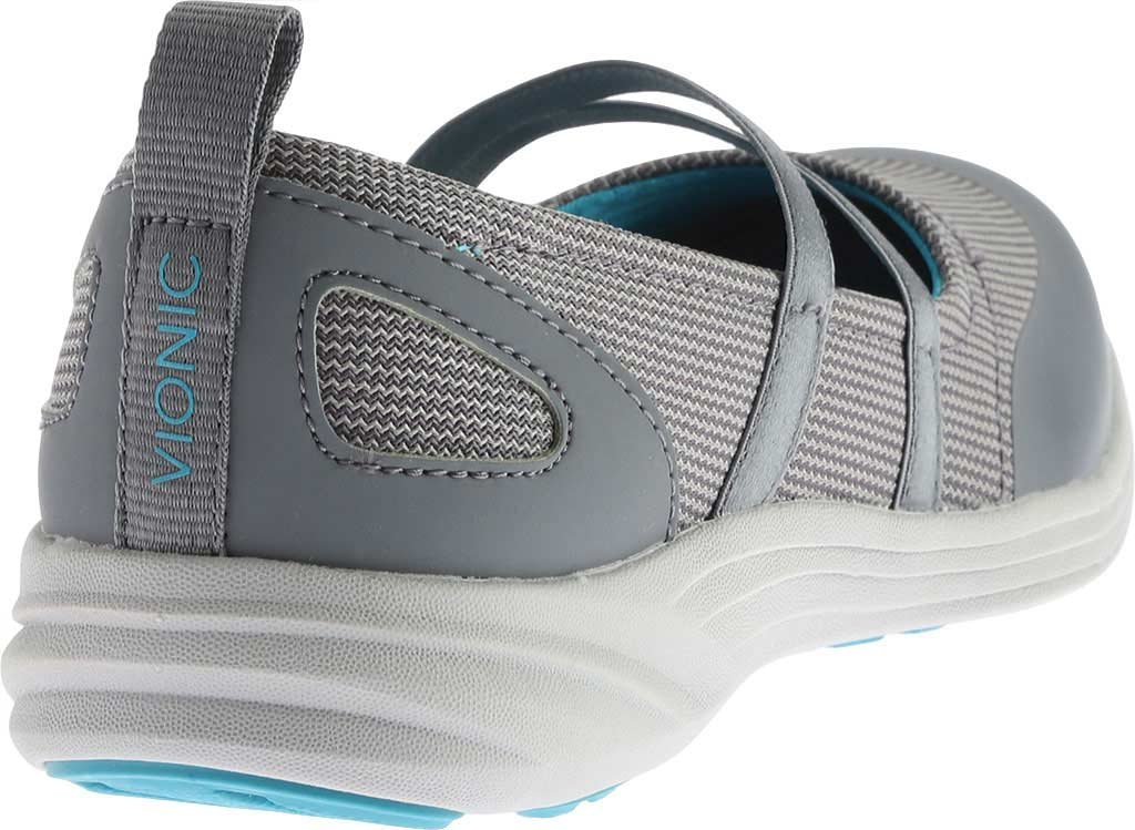 SoftWalk Women's Abby Clog B018TJBL5Q 9 B(M) US|Grey