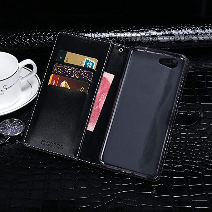Amazon.com: Case for ZTE Blade A512, PU Leather Stand Wallet ...