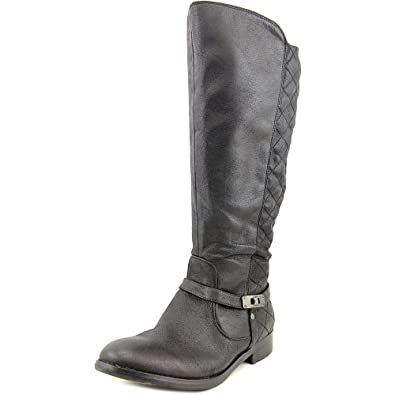 BareTraps Women's Felicity Riding Boot, Black, ...