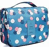Best Bags For Less Makeup Travel Bags - Life Effortless Premium Toiletry Bag Travel Makeup Organizer Review