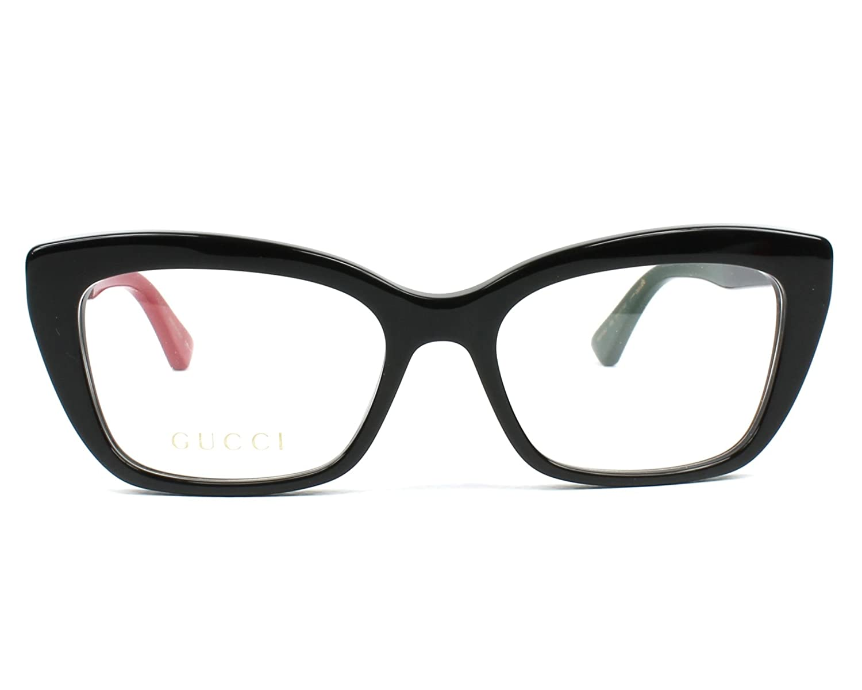 Amazon.com: Gucci GG0165O - Gafas de sol para mujer (2.008 ...