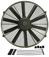 "Derale 16916 16"" Dyno-Cool High Performance Electric Fan"