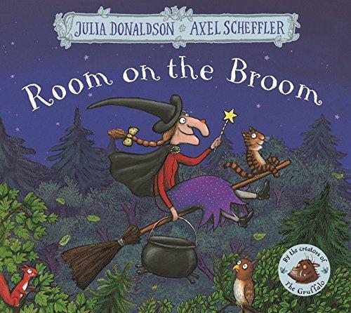 Room on the Broom by Julia Donaldson (2016-04-21) (Disney Christmas 2019's Album)