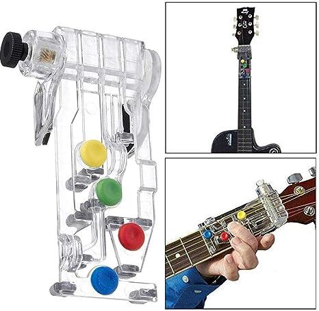 Sistema de aprendizaje para guitarra clásica de Buddy Chord Buddy ...