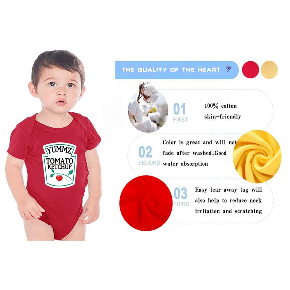 Amazon.com: YSCULBUTOL Yummz Tomato Ketchup Amarillo Mostaza ...