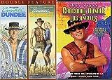 Paul Hogan is Crocodile Dundee 3-Movie Comedy Set - Crocodile Dundee II & Crocodile Dundee in Los Angeles 3 Triple DVD Bundle