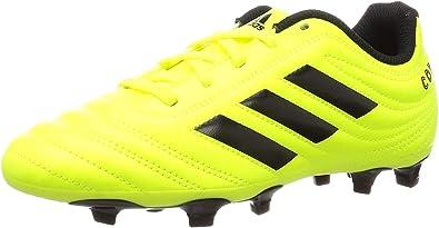adidas Boys Soccer Shoes Children Football Copa 19.4 Firm Ground Cleats F35461 (37 1/3 EU - UK 4.5 - US 5)