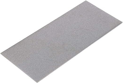 Herramienta de cuchilla cuadrada de diamante de pulido fino pulido Piedra de afilar Piedra de afilar 80-3000 Grit 80 Piedra de afilar