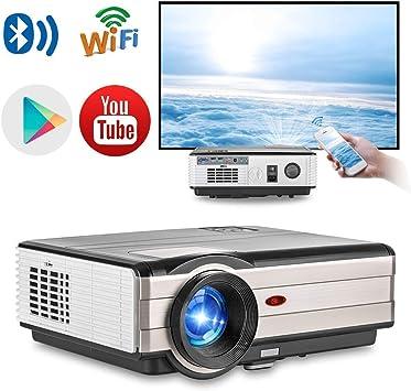 ZLMI Proyector de TV inalámbrico 200