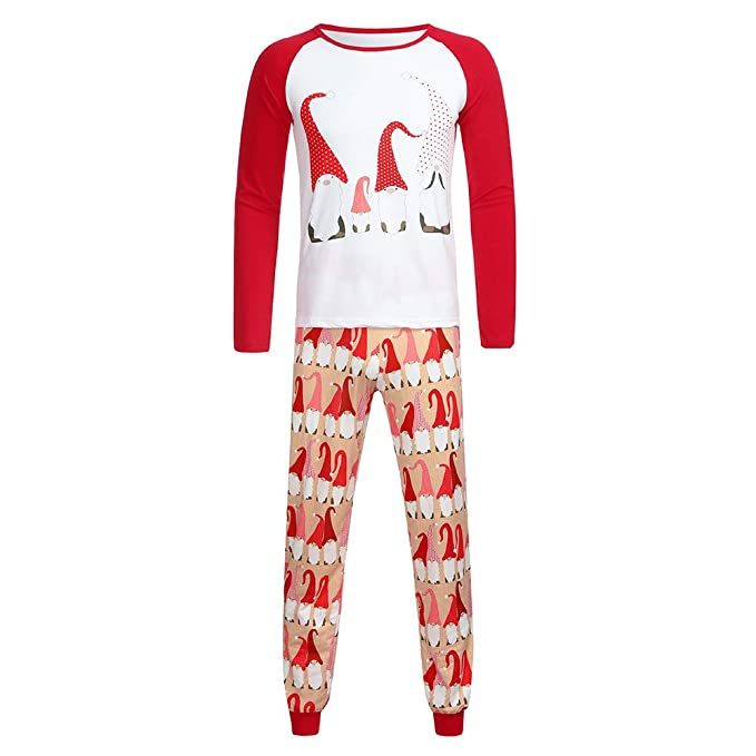 ZARLLE_Bebé Abrigos Pijamas Dos Piezas Familiares de Navidad,ZARLLE Conjuntos Navideños de Algodón para Mujeres