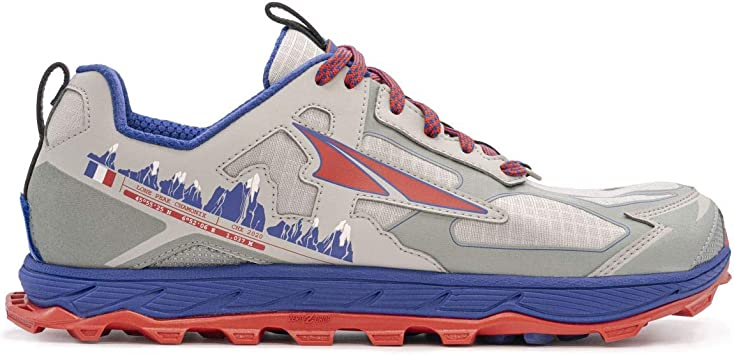 ALTRA Lone Peak 4.5 Chamonix – Zapatillas de trail para hombre: Amazon.es: Zapatos y complementos
