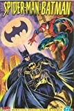 Spider-Man and Batman (Disordered Minds)