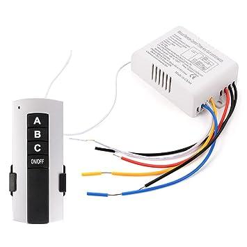 Drei-Wege-Licht-Schalter