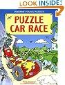 Puzzle Car Race (Usborne Young Puzzles)