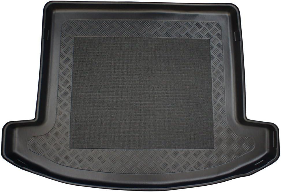 MTM Bandeja Maletero Carens IV 2013- a Medida Alfombra Cubeta Protectora Antideslizante 4229 c/ód Uso: Version de 7 plazas; III Fila Asientos bajo