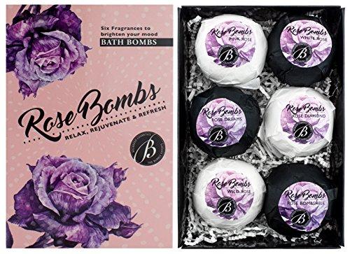 BRUBAKER Bath Bombs Gift Set