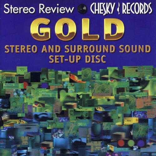Stereo Review Gold Surround Set