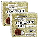 Best coconut oil to use - Trader Joe's Organic Coconut Oil Packets, 2-Pack Review
