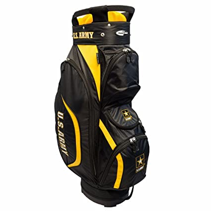 9dacb61c746d Amazon.com : Team Golf Military Army Clubhouse Golf Cart Bag ...