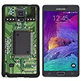 MSD Premium Samsung Galaxy Note 4 Note4 Aluminum Backplate Bumper Snap Case IMAGE ID: 8686231 Elements of computer motherboard