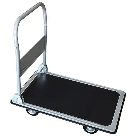 Bentley DIY - Plataforma con ruedas para transporte de mecancías (hasta 130 kg, 82