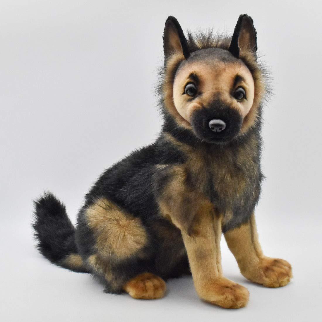 HANSA German Shepard Puppy Plush by HANSA