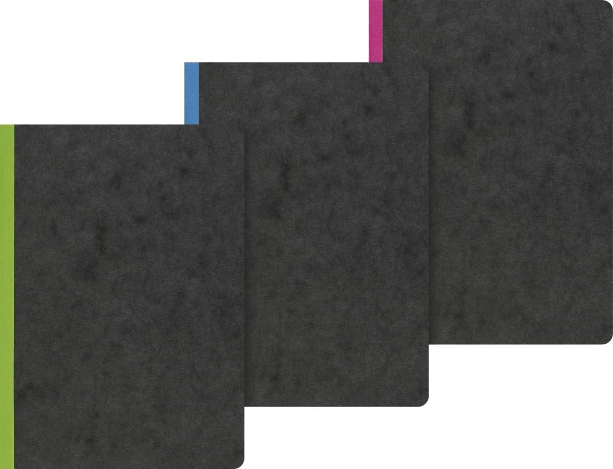Quaderno A5 Brunnen 104353195 copertina in cartone flessibile, a righe, 96 fogli